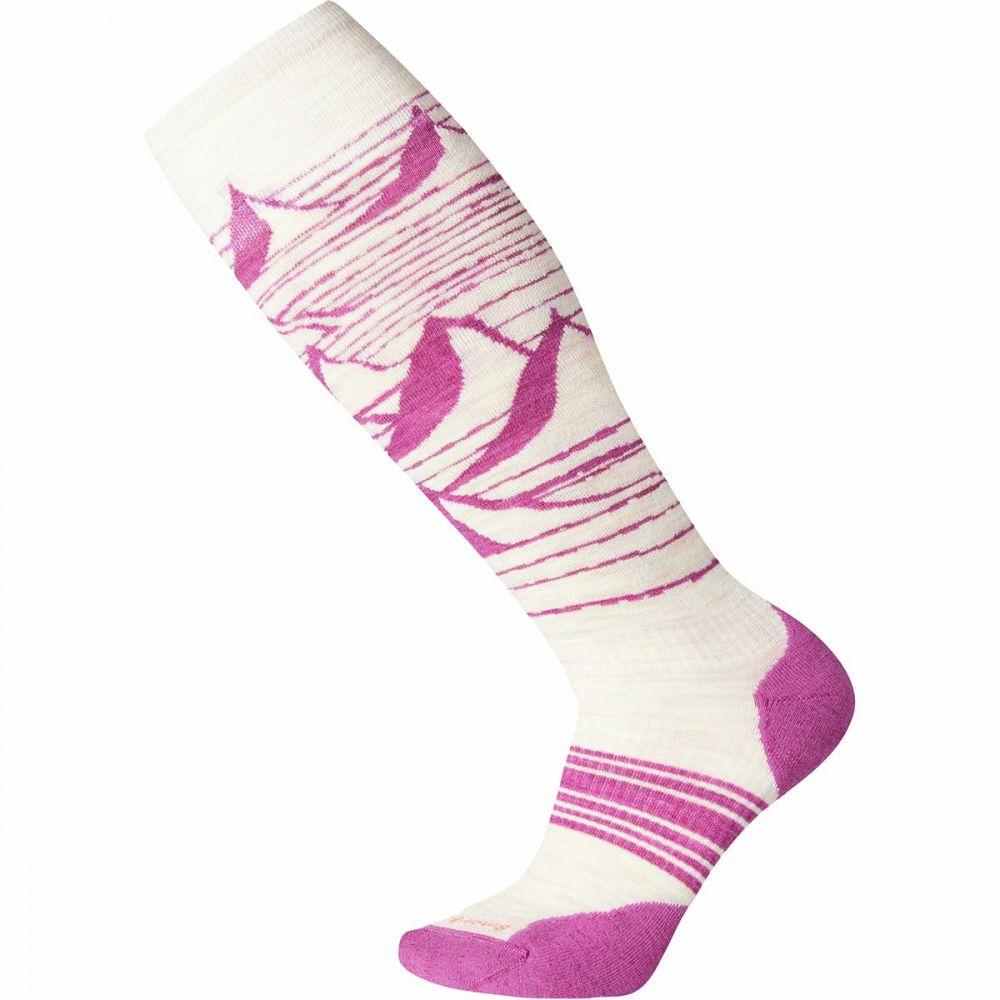スマートウール Smartwool レディース スキー・スノーボード ソックス【phd snow light elite sock】Moonbeam
