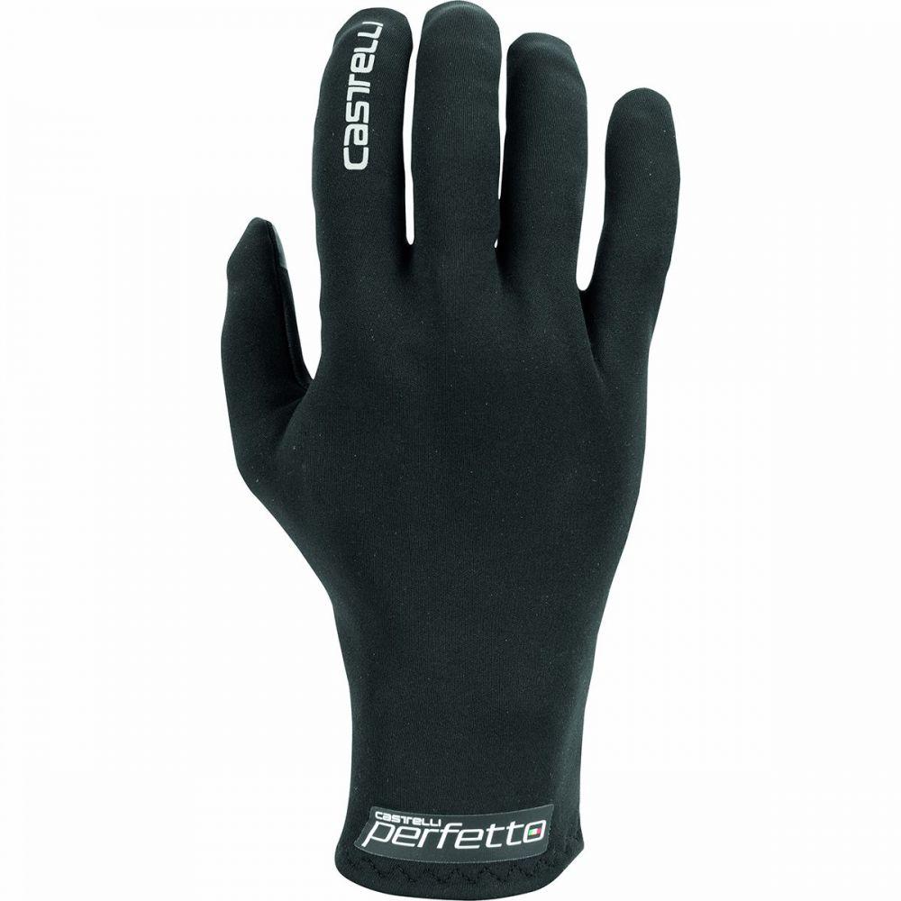 カステリ Castelli レディース 自転車 グローブ【perfetto ros glove】Black