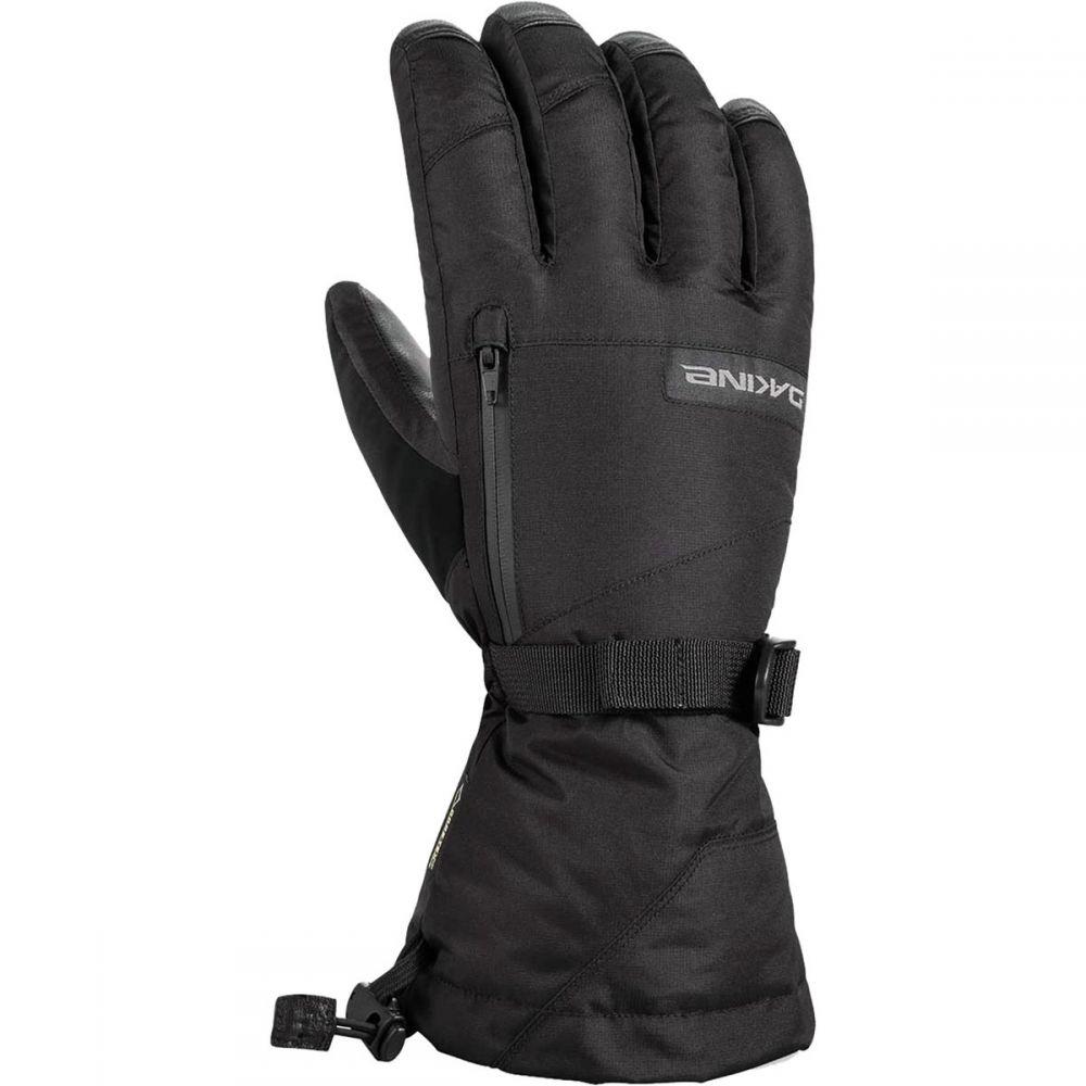 ダカイン DAKINE メンズ 手袋・グローブ 【leather titan gore - tex glove】Black