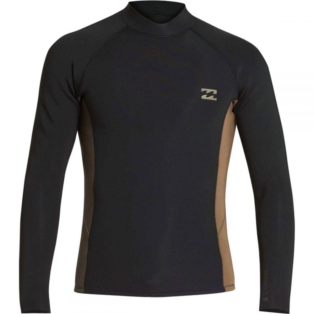 ビラボン Billabong メンズ ウェットスーツ ジャケット 水着・ビーチウェア【2/2 revolution interchange jacket】Black