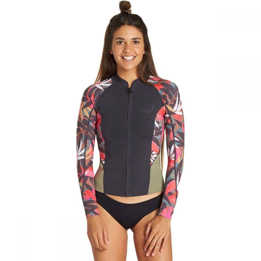 ビラボン Billabong レディース ウェットスーツ ジャケット 水着・ビーチウェア【peeky jacket】Tropical