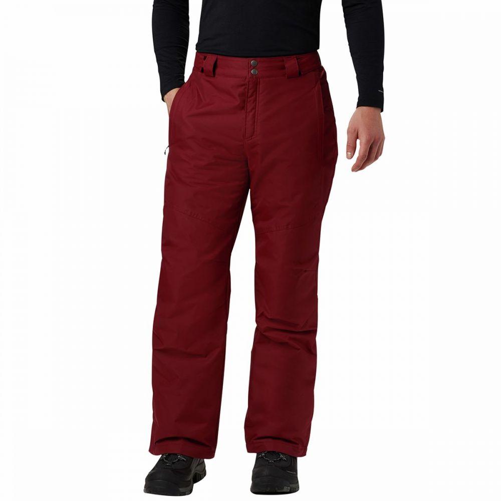コロンビア Columbia メンズ スキー・スノーボード ボトムス・パンツ【bugaboo ii pant】Red Jasper