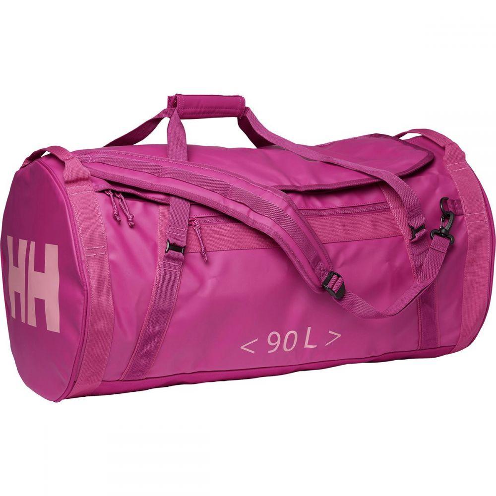 ヘリーハンセン Helly Hansen レディース ボストンバッグ・ダッフルバッグ バッグ【duffel bag 2 90l】Festival Fuchsia