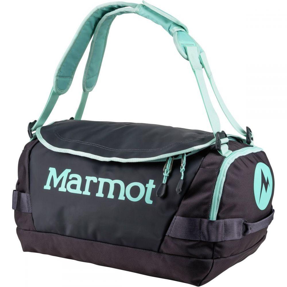 マーモット Marmot レディース ボストンバッグ・ダッフルバッグ バッグ【long hauler small duffel bag】Dark Charcoal/Blue Tint
