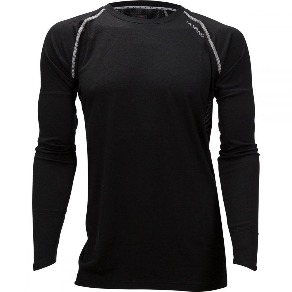 スウィックス Swix メンズ フィットネス・トレーニング トップス【training round neck top】Black