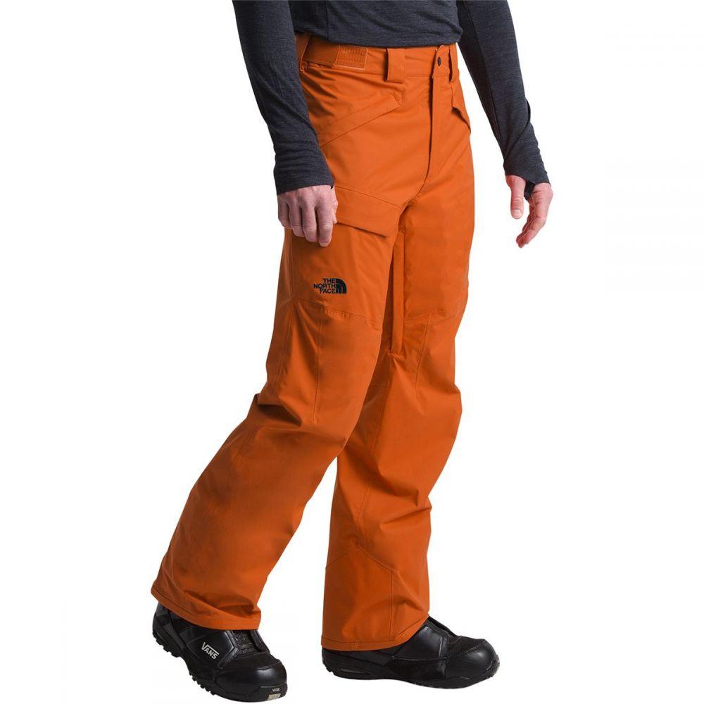 ザ ノースフェイス The North Face メンズ スキー・スノーボード ボトムス・パンツ【freedom pant】Papaya Orange
