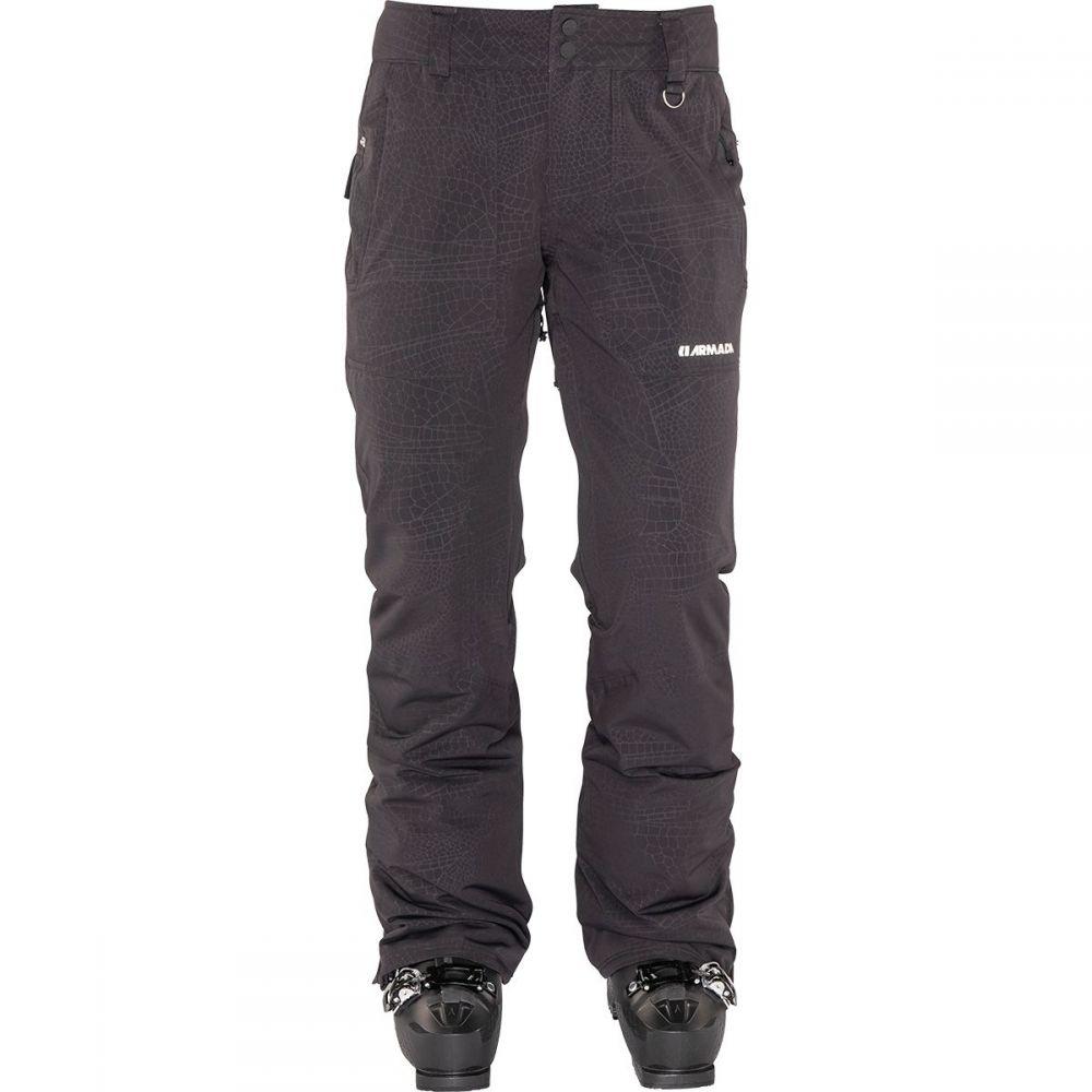 アルマダ Armada レディース スキー・スノーボード ボトムス・パンツ【lenox insulated pant】Black Dragon Emboss