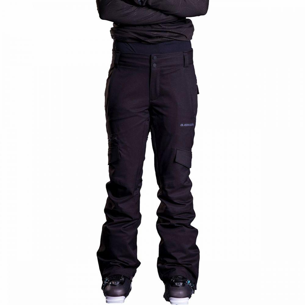 アルマダ Armada レディース スキー・スノーボード ボトムス・パンツ【whit pant】Black
