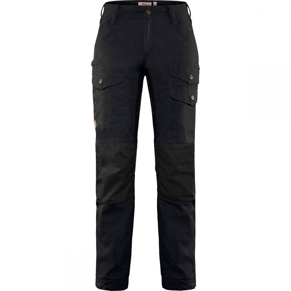 フェールラーベン Fjallraven レディース ハイキング・登山 ボトムス・パンツ【vidda pro ventilated trouser】Black