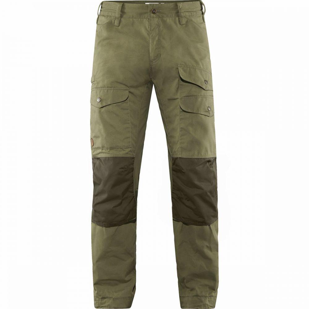 フェールラーベン Fjallraven メンズ ハイキング・登山 ボトムス・パンツ【vidda pro ventilated long trouser】Laurel Green/Deep Forest
