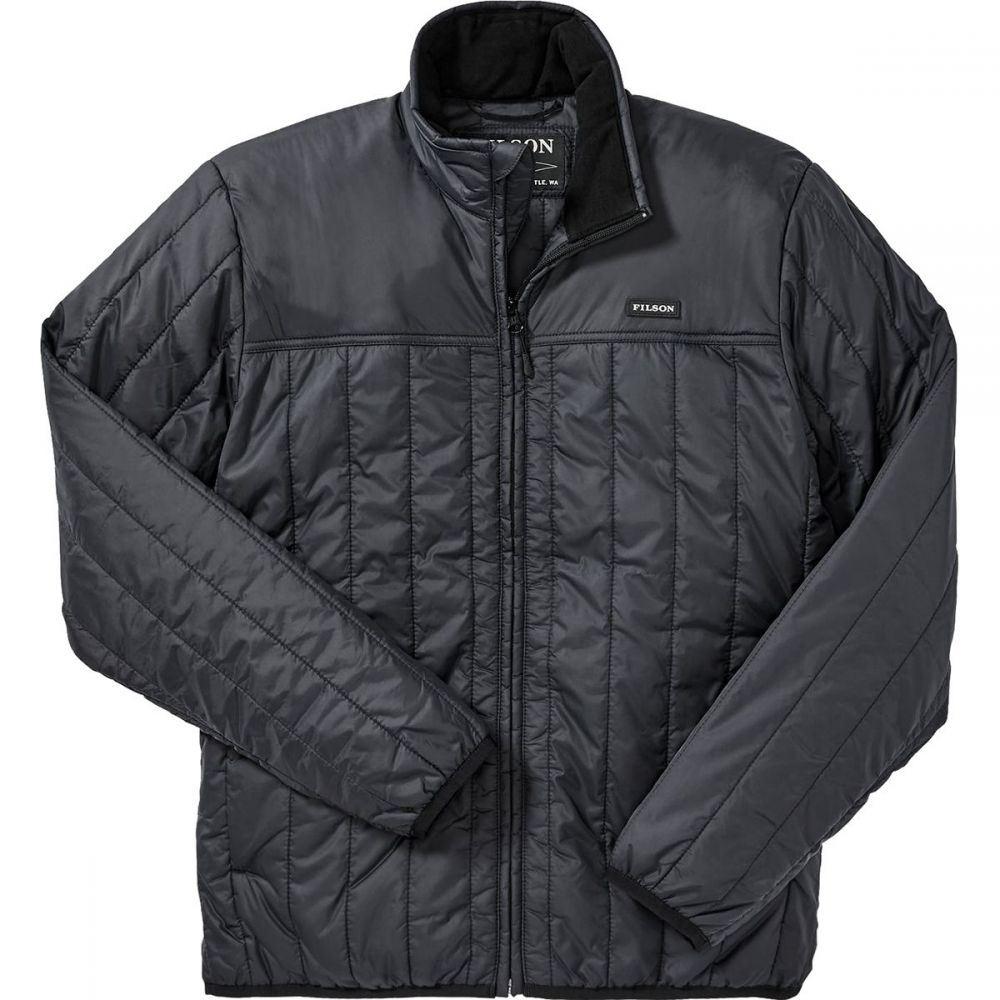 フィルソン Filson メンズ ジャケット アウター【ultralight jacket】Black