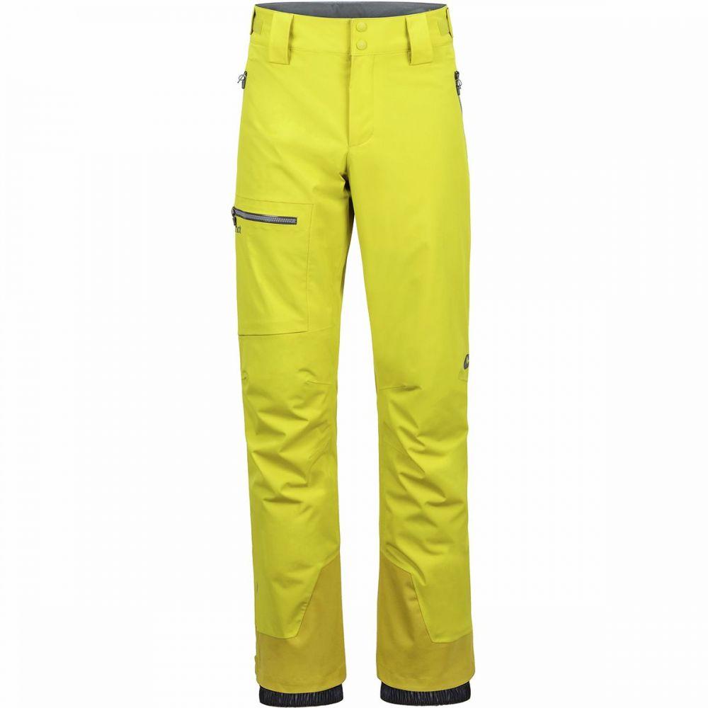マーモット Marmot メンズ スキー・スノーボード ボトムス・パンツ【refuge pant】Citronelle