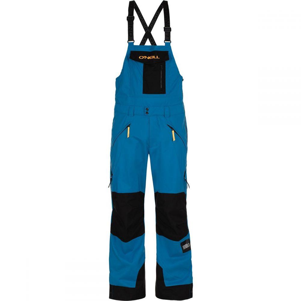 オニール O'Neill メンズ スキー・スノーボード ビブパンツ ボトムス・パンツ【original bib pant】Seaport Blue