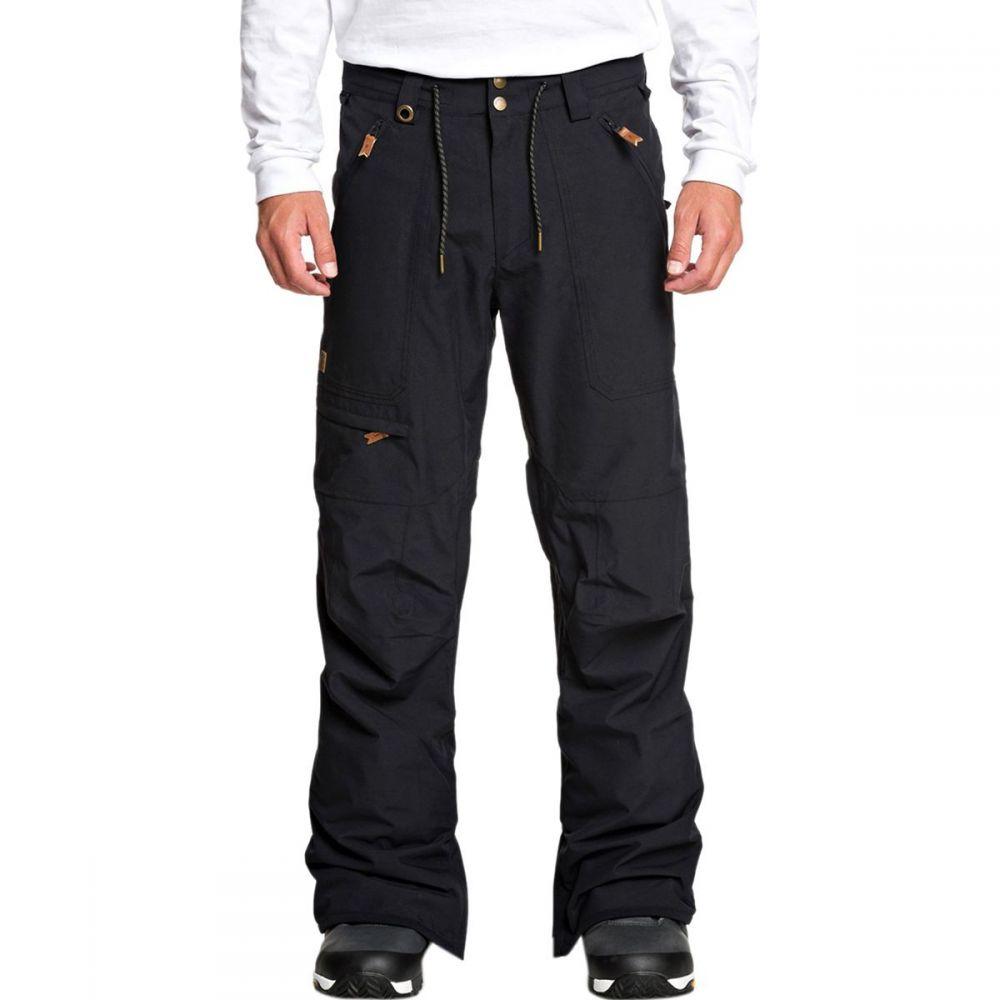 クイックシルバー Quiksilver メンズ スキー・スノーボード ボトムス・パンツ【elmwood pant】Black