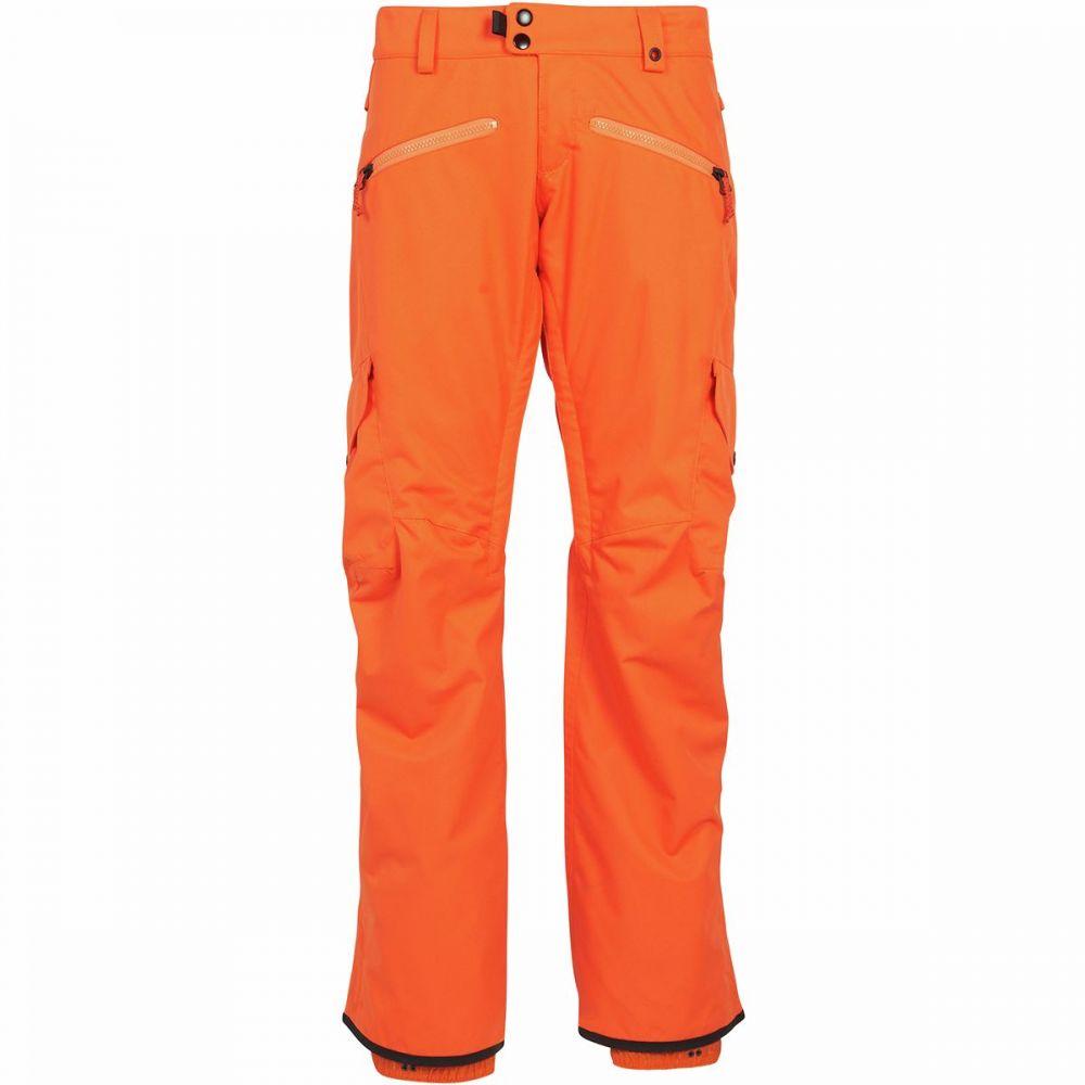 シックス エイト シックス 686 レディース スキー・スノーボード カーゴ ボトムス・パンツ【mistress cargo insulated pant】Solar Orange