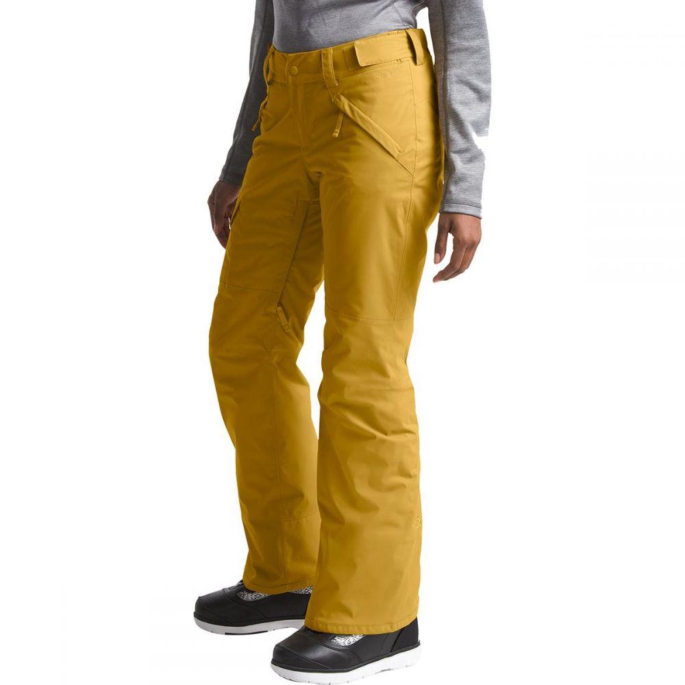 ザ ノースフェイス The North Face レディース スキー・スノーボード ボトムス・パンツ【freedom insulated pant】Golden Spice