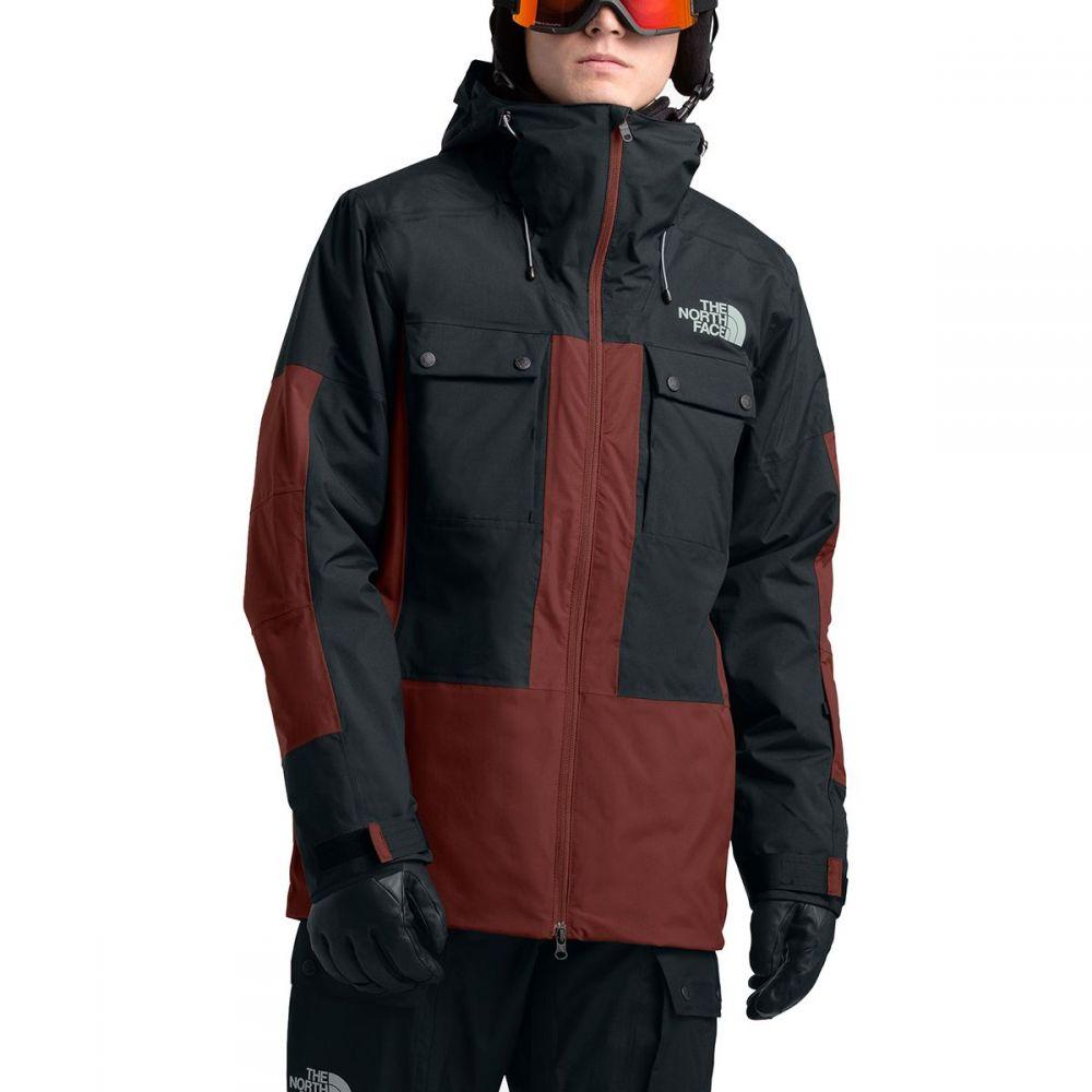 ザ ノースフェイス The North Face メンズ スキー・スノーボード ジャケット アウター【balfron jacket】Sequoia Red/Tnf Black