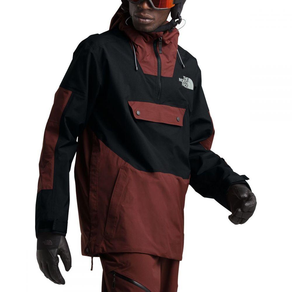 ザ ノースフェイス The North Face メンズ スキー・スノーボード アノラック ジャケット アウター【silvani anorak jacket】Sequoia Red/Tnf Black