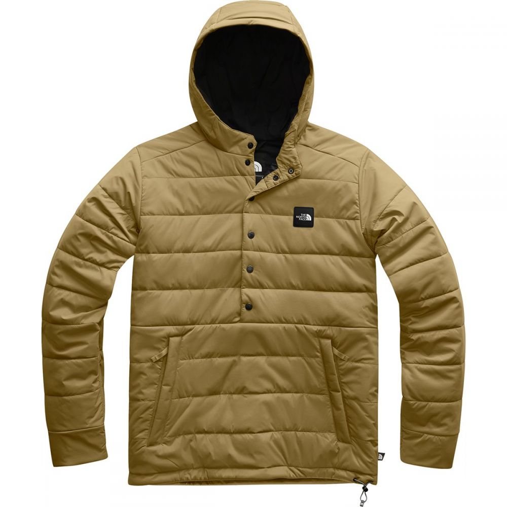 ザ ノースフェイス The North Face メンズ ジャケット アウター【fallback hoodie】British Khaki