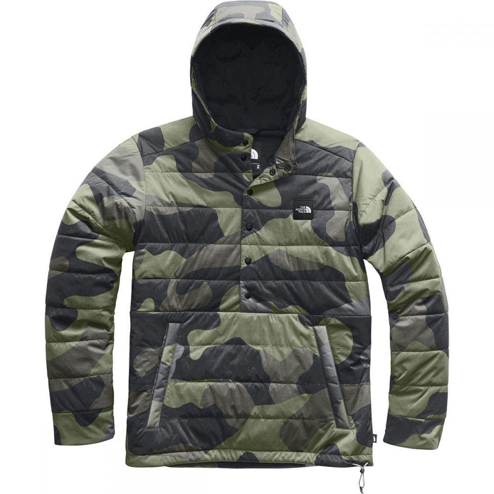 ザ ノースフェイス The North Face メンズ ジャケット アウター【fallback hoodie】Four Leaf Clover Terra Camo Print