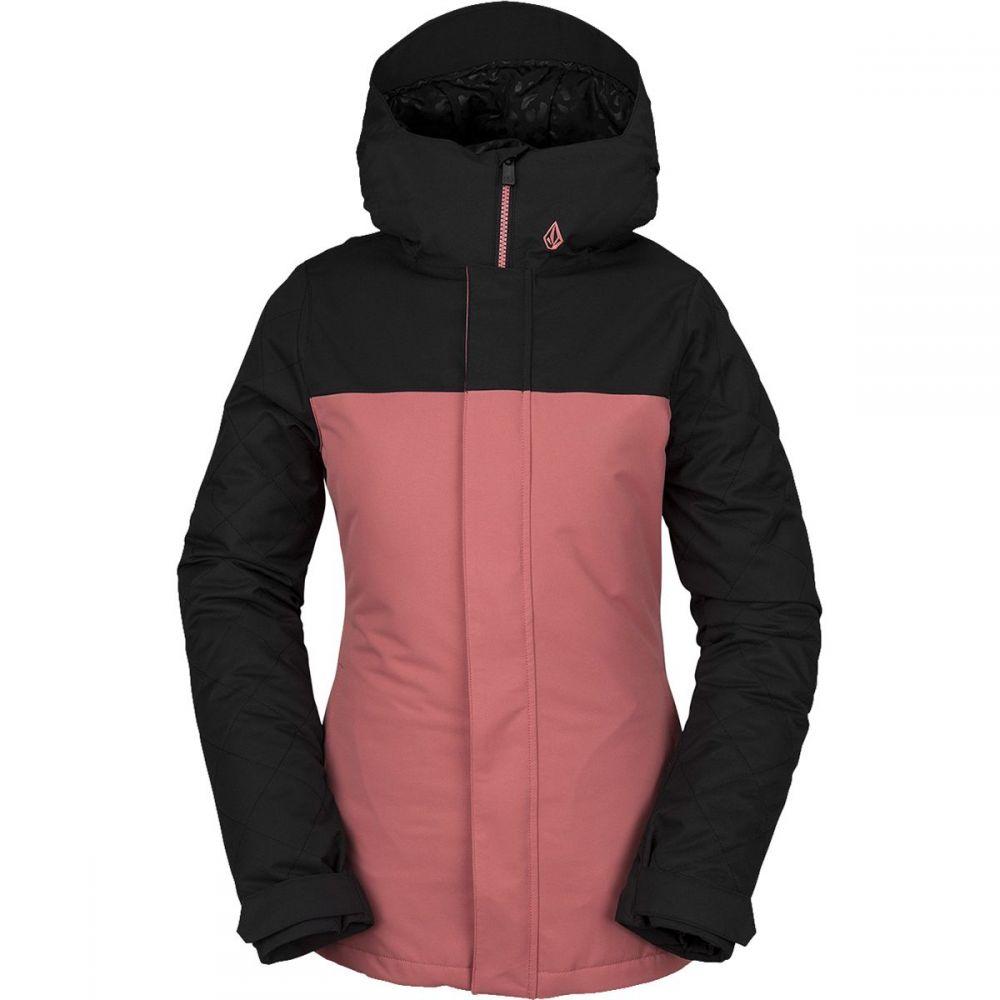 ボルコム Volcom レディース スキー・スノーボード ジャケット アウター【bolt insulated jacket】Mauve