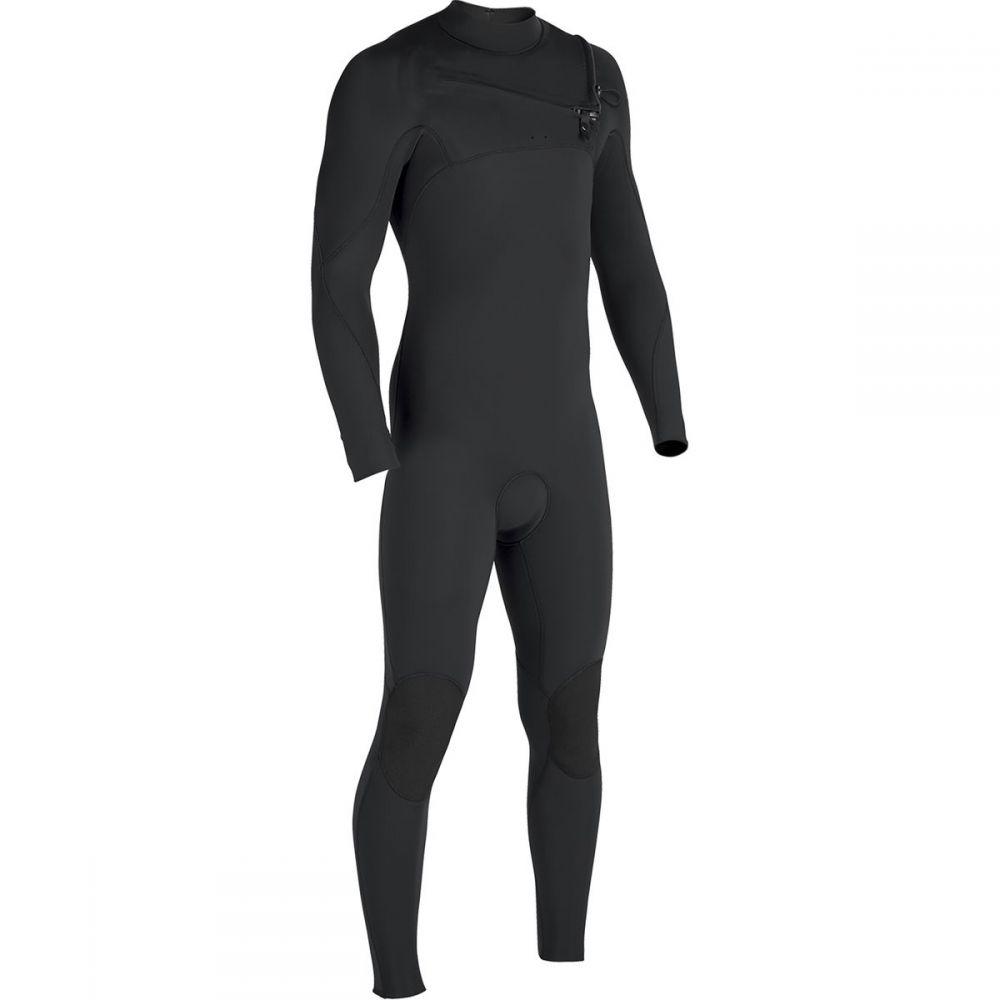 ヴィスラ Vissla メンズ ウェットスーツ 水着・ビーチウェア【7 seas 3/2 full chest zip long - sleeve wetsuit】Covert