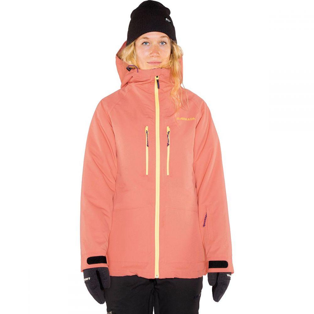 アルマダ Armada レディース スキー・スノーボード スタジャン ジャケット アウター【stadium insulated jacket】Deco