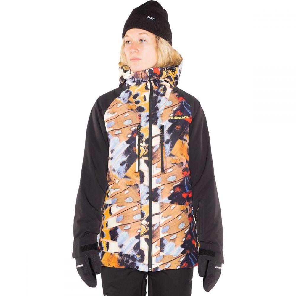 アルマダ Armada レディース スキー・スノーボード スタジャン ジャケット アウター【stadium insulated jacket】Flutter