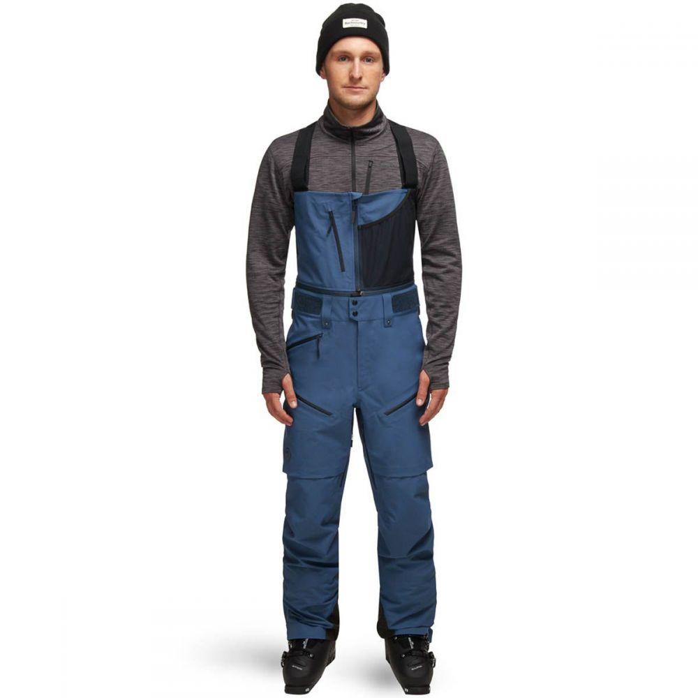 バックカントリー Backcountry メンズ スキー・スノーボード ビブパンツ ボトムス・パンツ【cottonwoods gore - tex bib pant】Ensign Blue