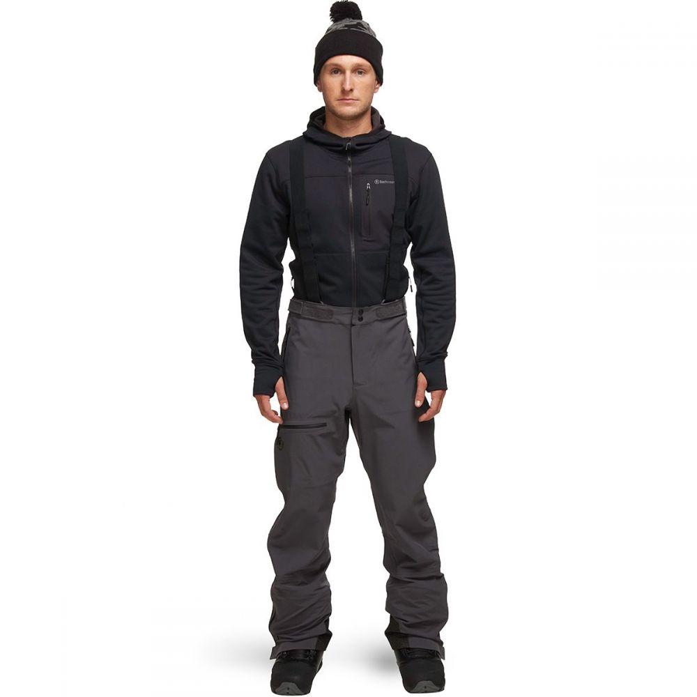バックカントリー Backcountry メンズ スキー・スノーボード ボトムス・パンツ【hayden gore - tex infinium pant】Asphalt