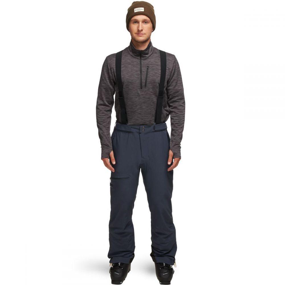 バックカントリー Backcountry メンズ スキー・スノーボード ボトムス・パンツ【hayden gore - tex infinium pant】Blue Nights