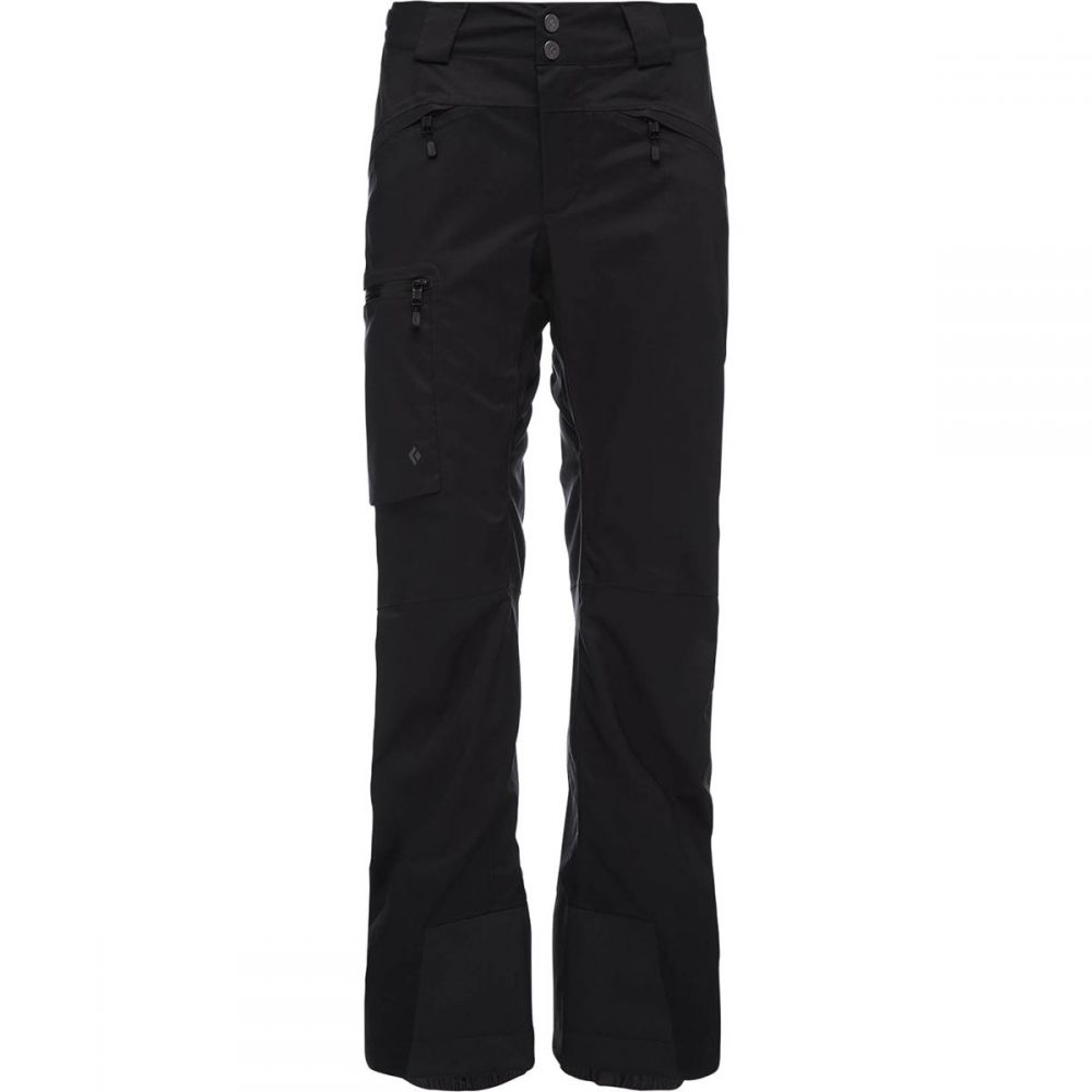 ブラックダイヤモンド Black Diamond レディース スキー・スノーボード ボトムス・パンツ【boundary line insulated pant】Black