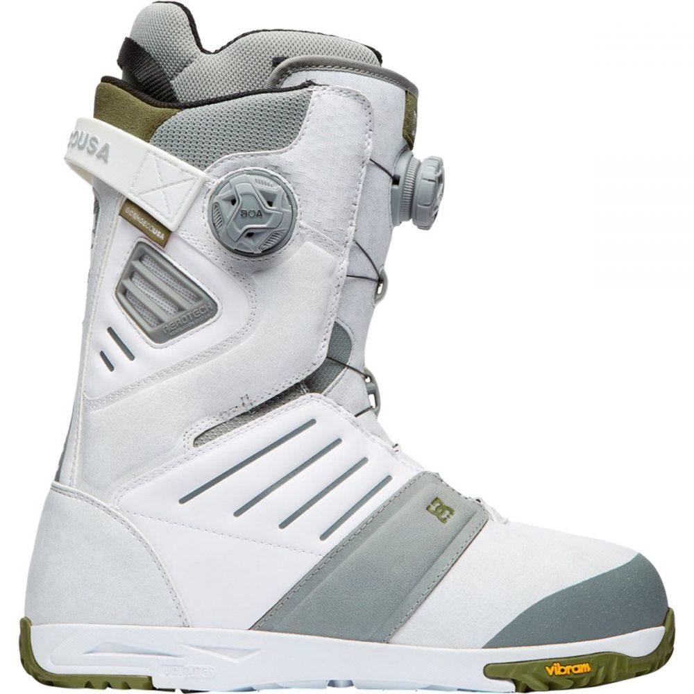 ディーシー DC メンズ スキー・スノーボード ブーツ シューズ・靴【judge boa snowboard boot】White