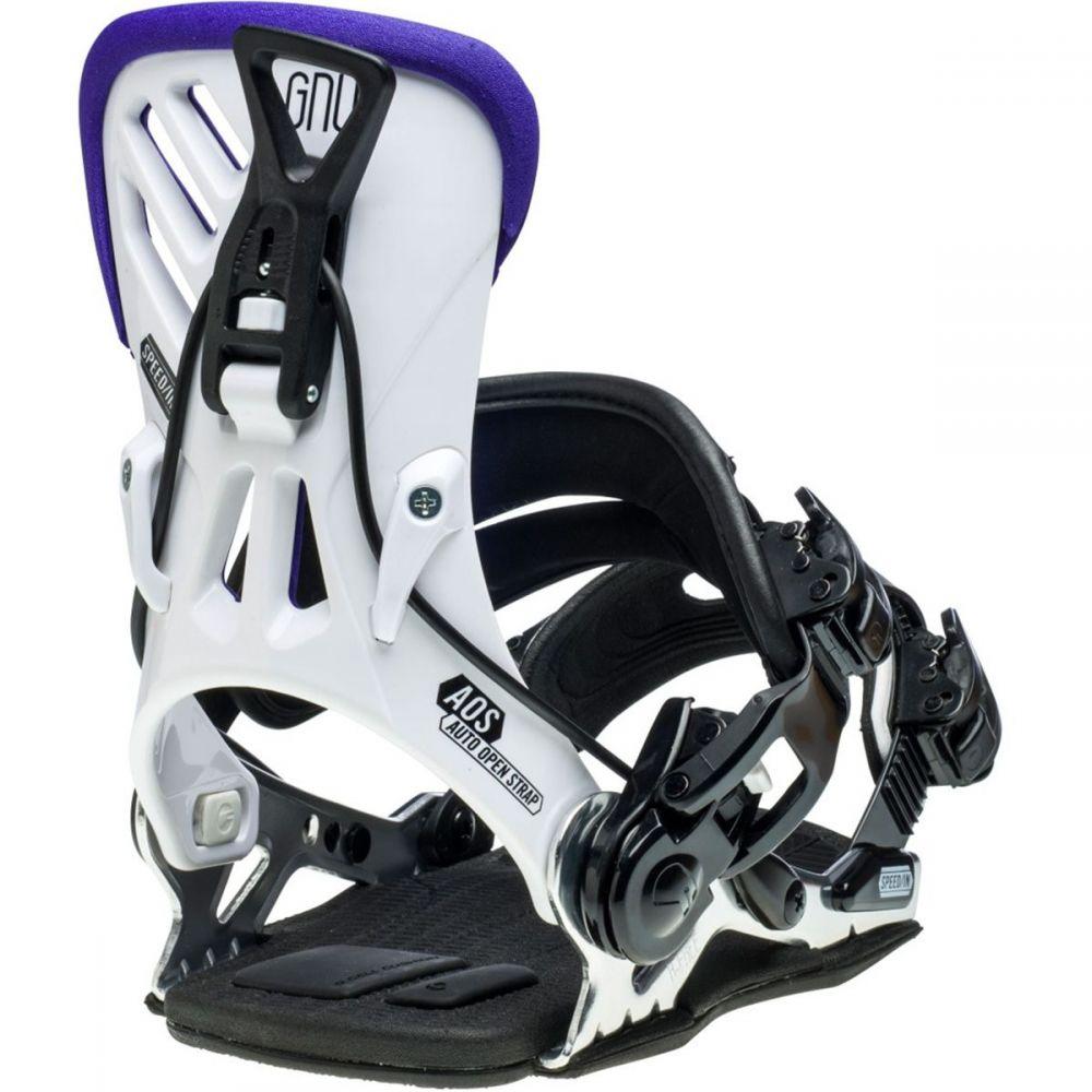 グヌ Gnu レディース スキー・スノーボード ビンディング【b - free snowboard binding】White