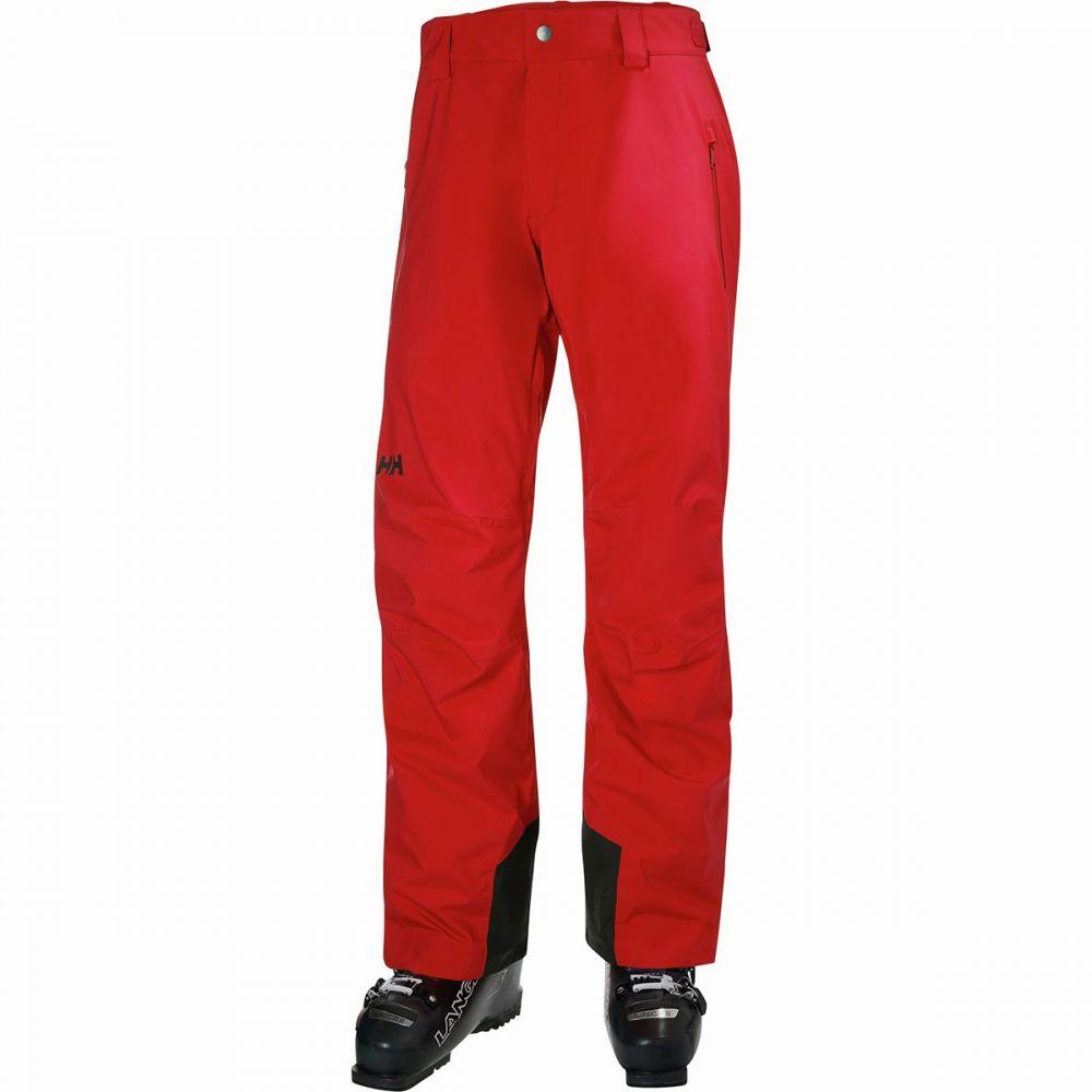 ヘリーハンセン Helly Hansen メンズ スキー・スノーボード ボトムス・パンツ【legendary insulated pant】Alert Red