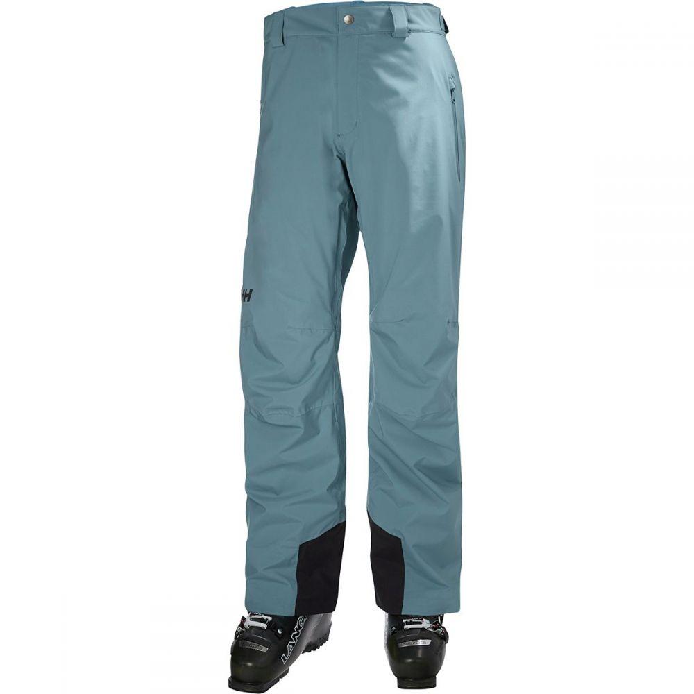 ヘリーハンセン Helly Hansen メンズ スキー・スノーボード ボトムス・パンツ【legendary insulated pant】Blue Fog