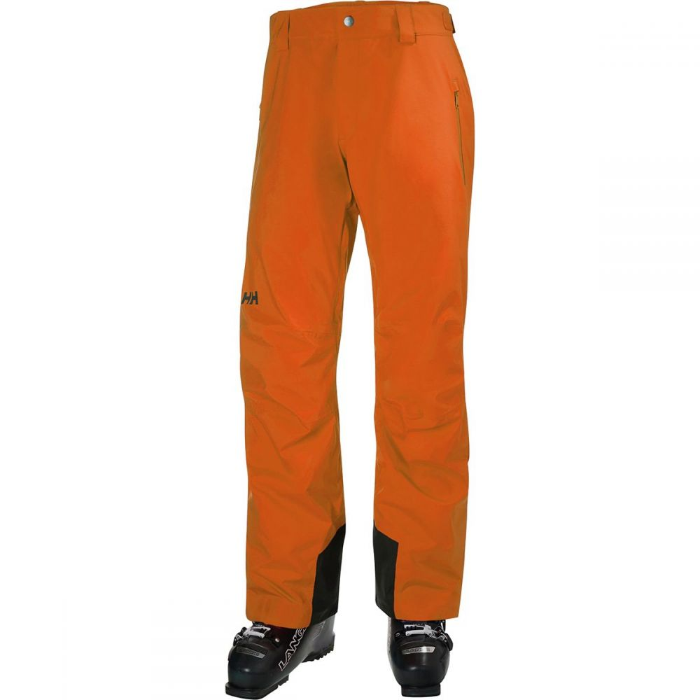 ヘリーハンセン Helly Hansen メンズ スキー・スノーボード ボトムス・パンツ【legendary insulated pant】Bright Orange