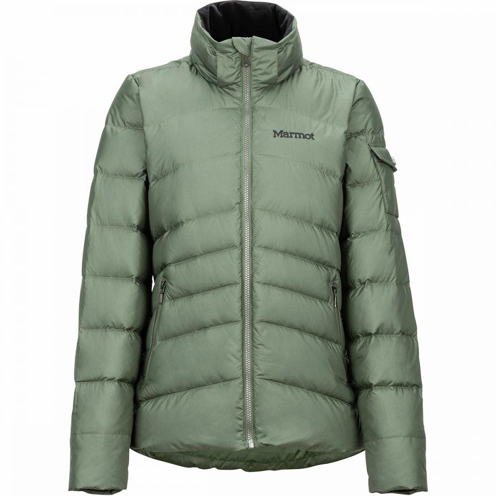マーモット Marmot レディース ダウン・中綿ジャケット アウター【ithaca down jacket】Crocodile