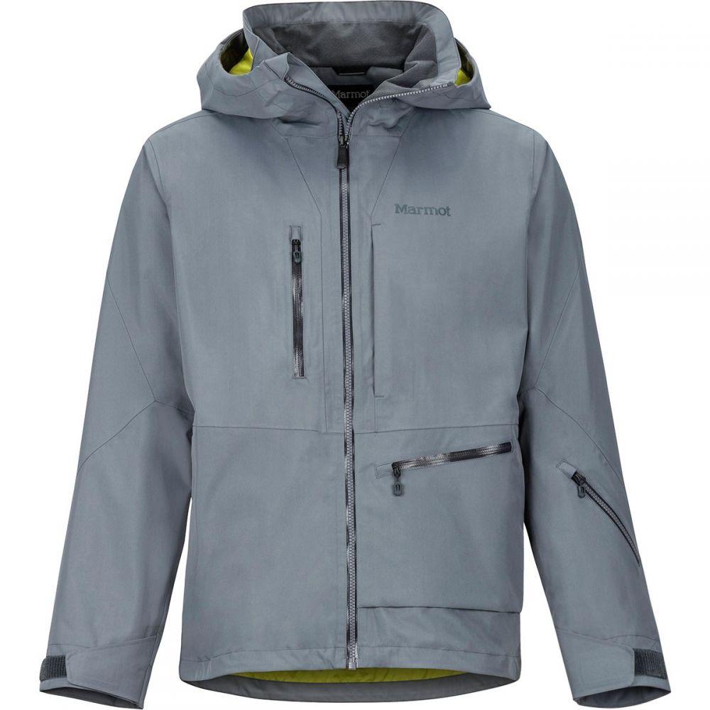 マーモット Marmot メンズ スキー・スノーボード ジャケット アウター【refuge jacket】Steel Onyx