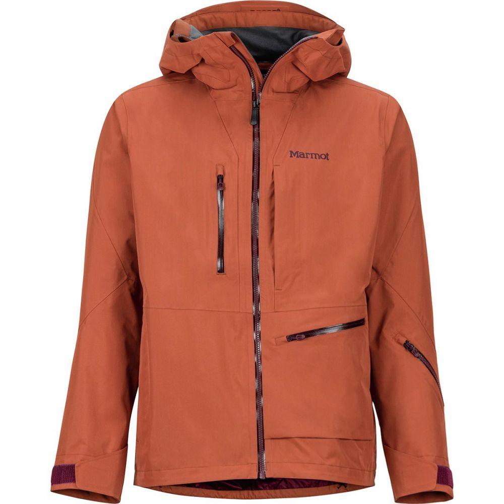 マーモット Marmot メンズ スキー・スノーボード ジャケット アウター【refuge jacket】Terracotta