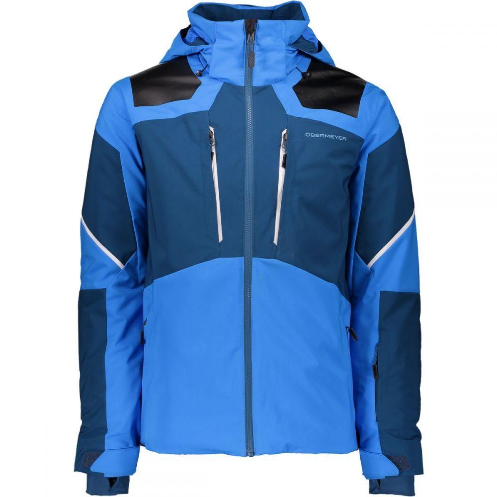 オバマイヤー Obermeyer メンズ スキー・スノーボード ジャケット アウター【foundation jacket】Blue Vibes