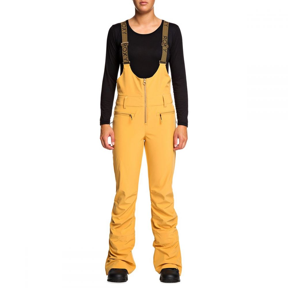 ロキシー Roxy レディース スキー・スノーボード ボトムス・パンツ【torah bright summit pant】Spruce Yellow