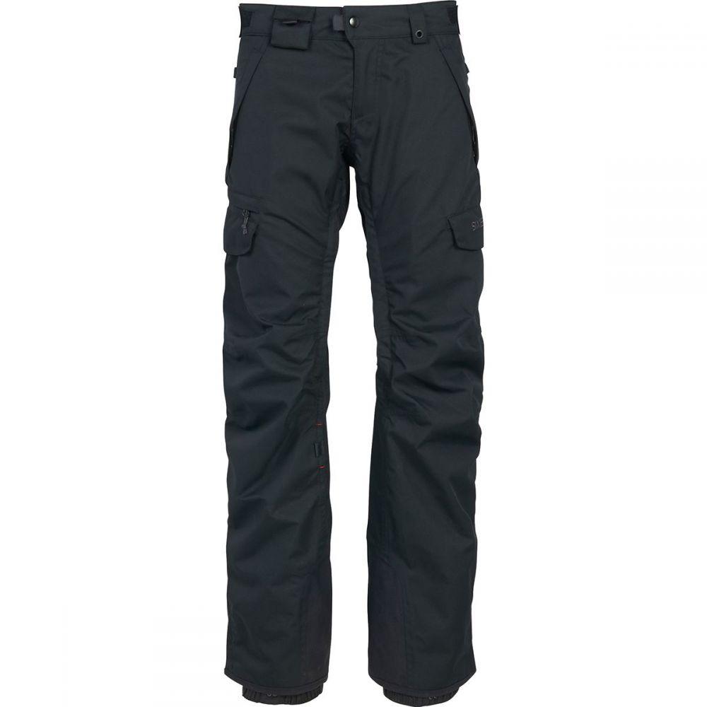 シックス エイト シックス 686 レディース スキー・スノーボード カーゴ ボトムス・パンツ【smarty 3 - in - 1 cargo pant】Black