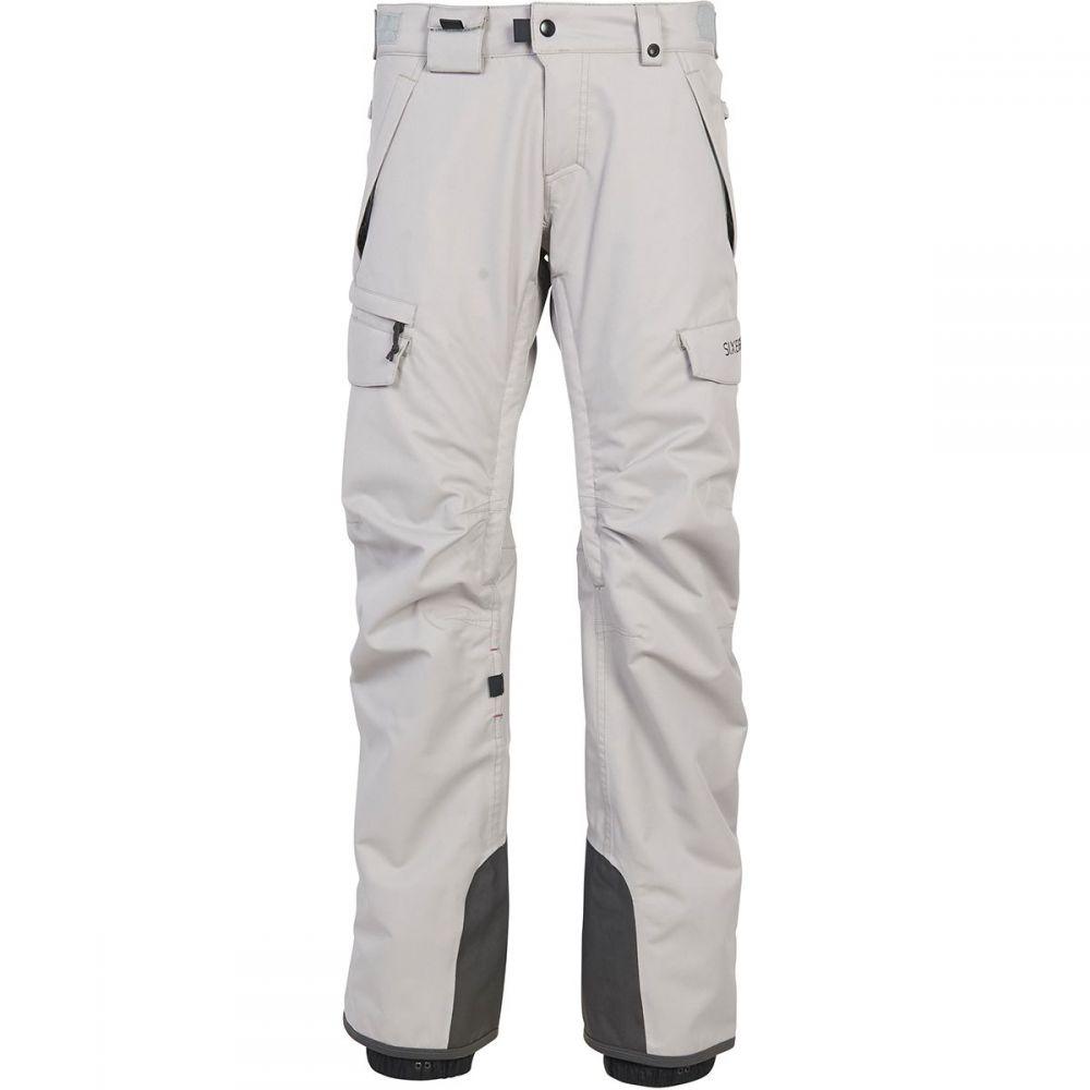 シックス エイト シックス 686 レディース スキー・スノーボード カーゴ ボトムス・パンツ【smarty 3 - in - 1 cargo pant】Lt Grey