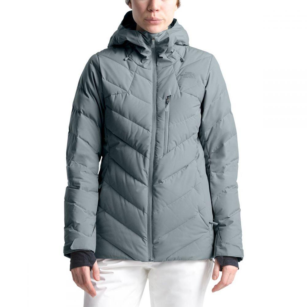 ザ ノースフェイス The North Face レディース スキー・スノーボード ダウン・中綿 ジャケット アウター【corefire hooded down jacket】Mid Grey