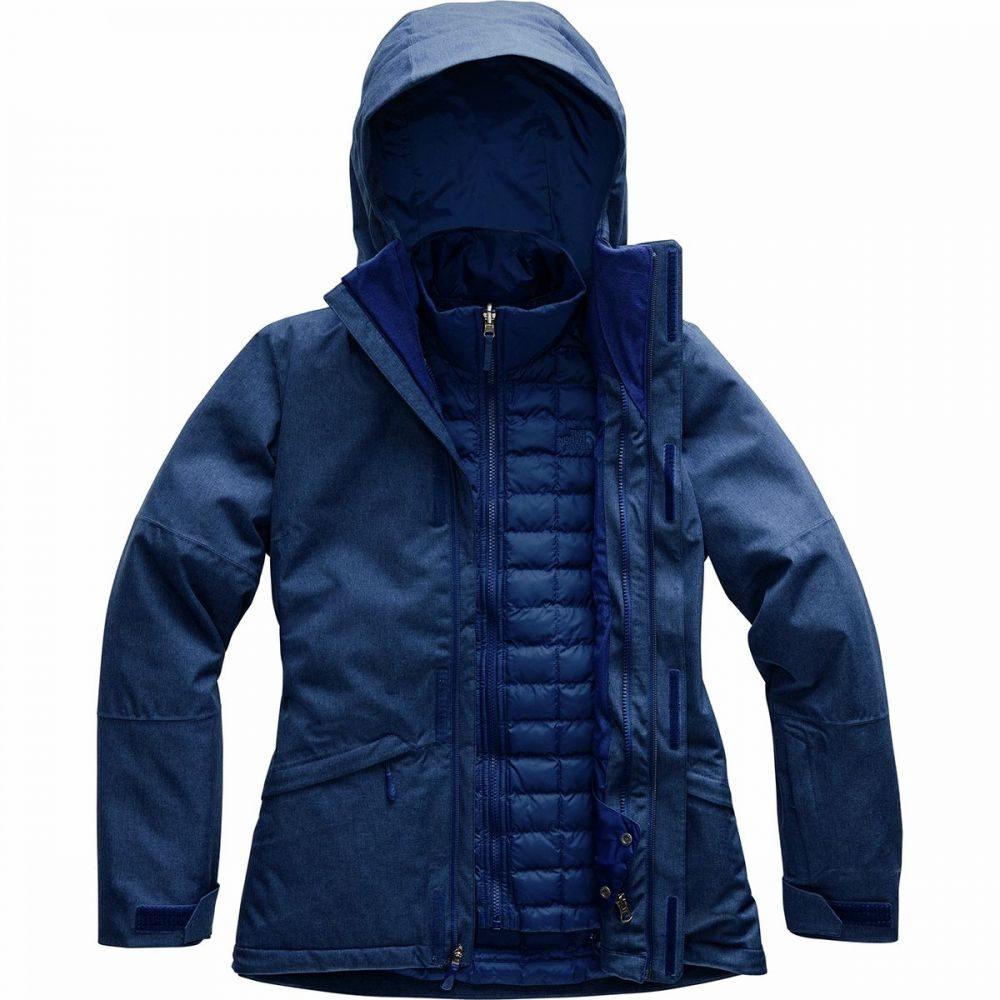 ザ ノースフェイス The North Face レディース スキー・スノーボード ジャケット アウター【thermoball snow triclimate 3 - in - 1 jacket】Flag Blue Heather
