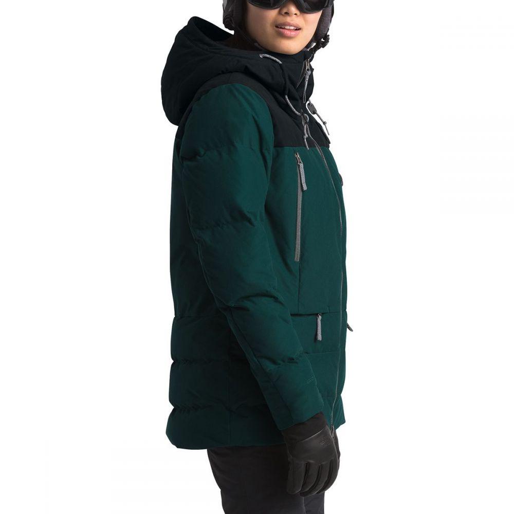 ザ ノースフェイス The North Face レディース スキー・スノーボード ダウン・中綿 ジャケット アウター【pallie down jacket】Ponderosa Green/Tnf Black