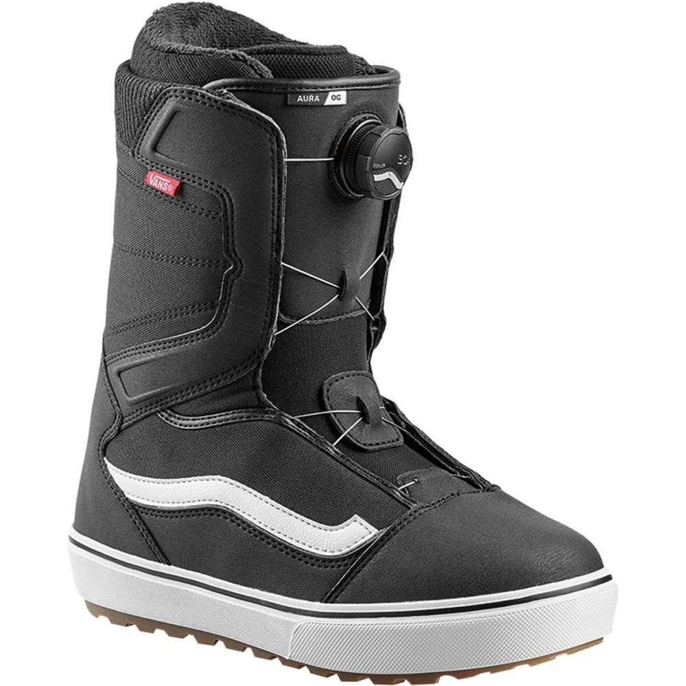 ヴァンズ Vans メンズ スキー・スノーボード ブーツ シューズ・靴【aura og boa snowboard boot】Black/White