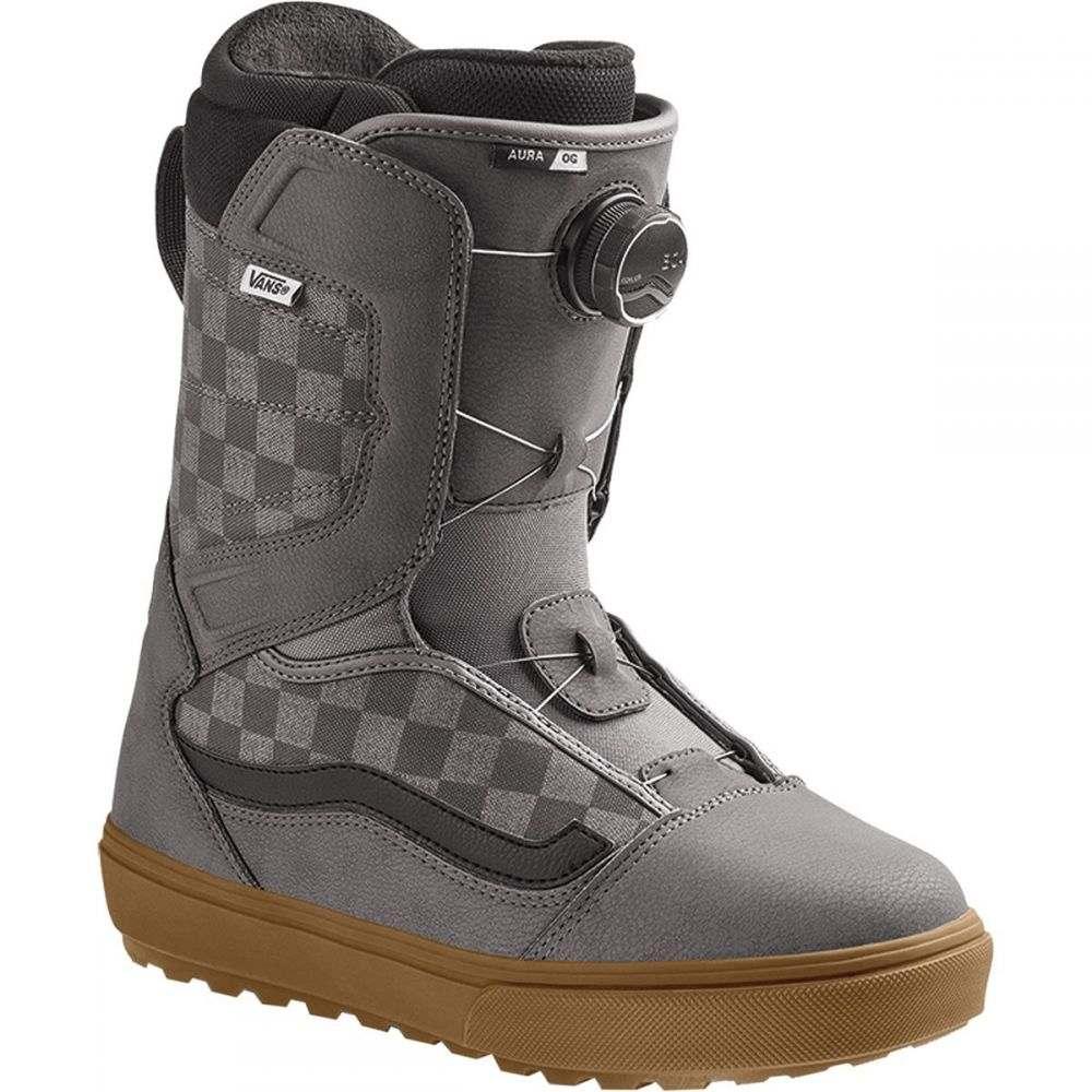 ヴァンズ Vans メンズ スキー・スノーボード ブーツ シューズ・靴【aura og boa snowboard boot】Grey/Gum