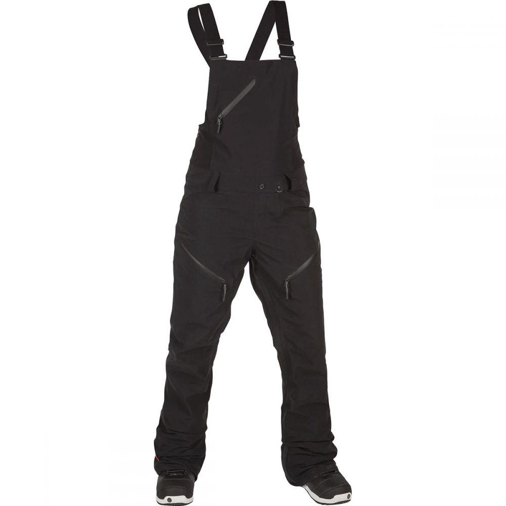 ボルコム Volcom レディース スキー・スノーボード ビブパンツ ボトムス・パンツ【elm gore bib overall pant】Black